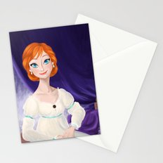 Her royal highness, the princess Anna  Stationery Cards