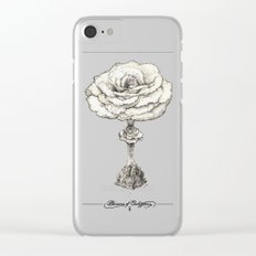 Blossoms of Civilizations Clear iPhone Case