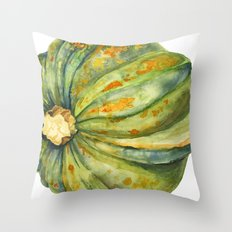 Acorn Squash Throw Pillow