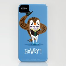 The Howdy Owl iPhone (4, 4s) Slim Case