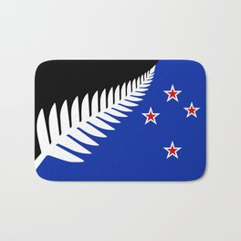 Proposed new national flag design for New Zealand Bath Mat