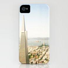 Transamerica Pyramid, San Francisco iPhone (4, 4s) Slim Case