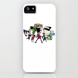 Invader Zim iPhone Case