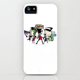 Invader Zim iPhone Case