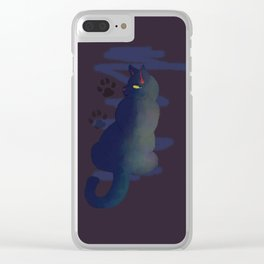 kitty (test item) Clear iPhone Case