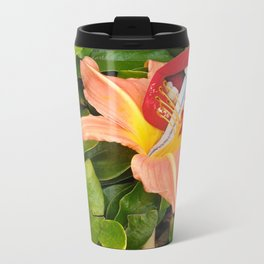 Flower juice Metal Travel Mug