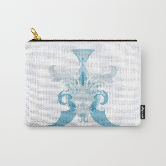 Crystal Sea Creature Carry-All Pouch