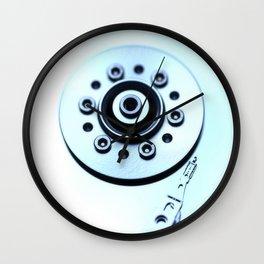 Computer Hard Drive 8 Wall Clock