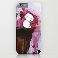 Fishing for hearts iPhone 6s Slim Case