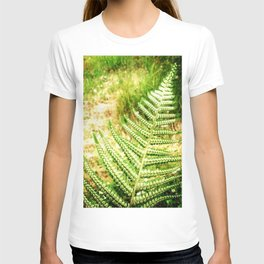 Green Fern T-shirt