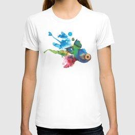 COLORFUL FISH 2 T-shirt