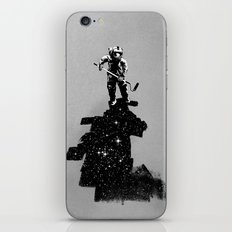 Negative Space iPhone & iPod Skin
