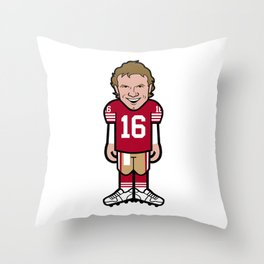 "The Victrs ""Joey Ice"" Pro-Toon Throw Pillow"