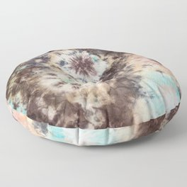 mojave desert Floor Pillow