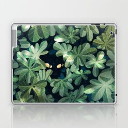 Where´s the kitty? Laptop & iPad Skin