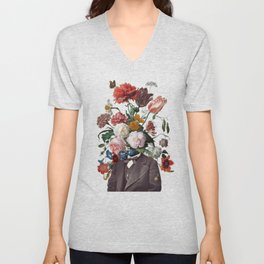 This one goes out to the one I love (4) Unisex V-Neck