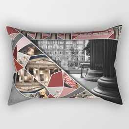 British Museum Rectangular Pillow