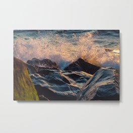 Seashore Lovin'  Metal Print