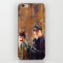 Sherlock Special iPhone Skin