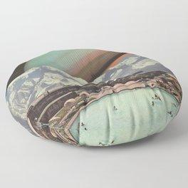 Saturn Spa Floor Pillow
