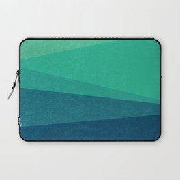 Stripe VIII Minty Fresh Laptop Sleeve