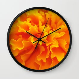 Frills Wall Clock