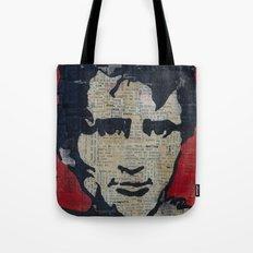 Jack Kerouac: Get On The Beat  Tote Bag