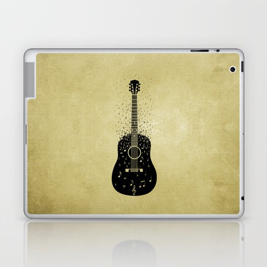 Musical ascension Laptop & iPad Skin