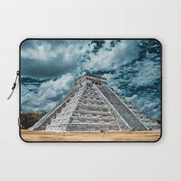 Chichen Itza Visions Laptop Sleeve