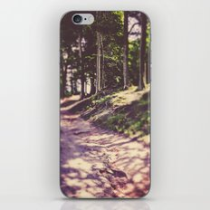 WALK WITH ME (everyday 02.01.17) iPhone & iPod Skin