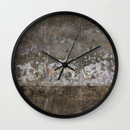 Abandoned Factory Wall Clock
