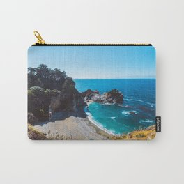 McWay Falls, Big Sur, California Carry-All Pouch