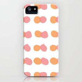 georgia peaches iPhone Case
