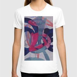 disquiet thirty two (I've Nearly Arrived, I'm Almost Gone) T-shirt
