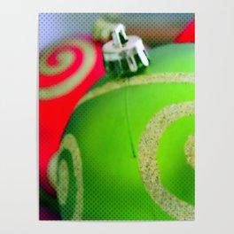 Christmas Ornaments | Nadia Bonello Poster