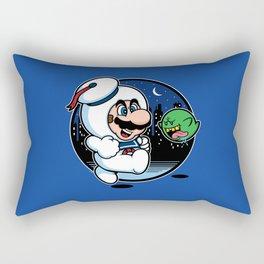 Super Marshmallow Bros. Rectangular Pillow