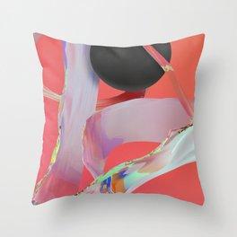 Rx Ribbon Throw Pillow