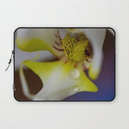Drops of Orchid Laptop Sleeve