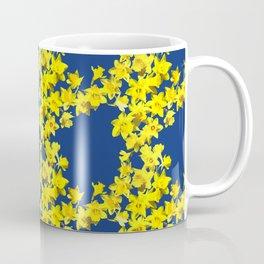 Daffodil Print Coffee Mug