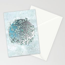 'The green world is man's sacred centre. Stationery Cards
