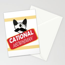 Catty Bo Stationery Cards
