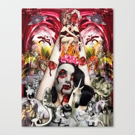 Rapture Canvas Print