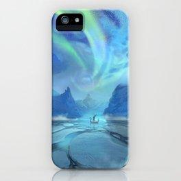 Floki Discovers Iceland iPhone Case