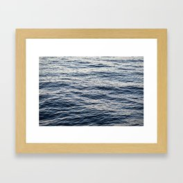 Water 2 Framed Art Print