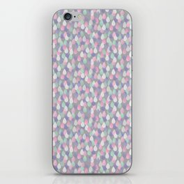color drop iPhone Skin