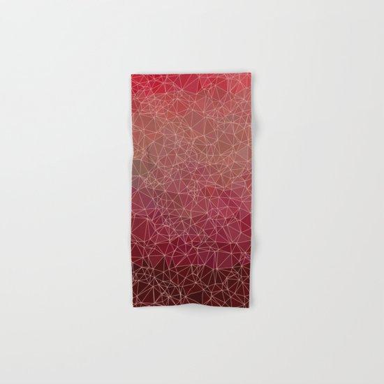 Polygonal A1 Hand & Bath Towel
