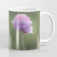 clover Mugs featuring Clover by Fran Walding