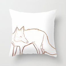 If Star Fox Was Real Throw Pillow