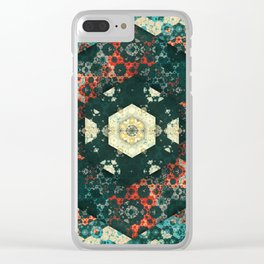 Mosaic 1.1 Clear iPhone Case