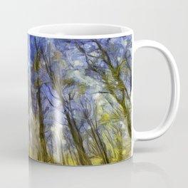 Fantasy Art Forest Coffee Mug